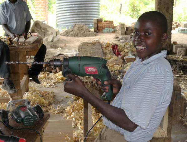 Vim 乌干达儿童公益项目