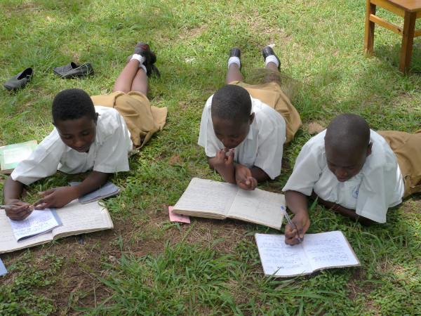 Vim乌干达儿童公益项目