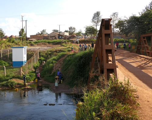 Kibaale bridge
